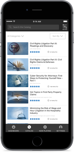 Lawline for iOS