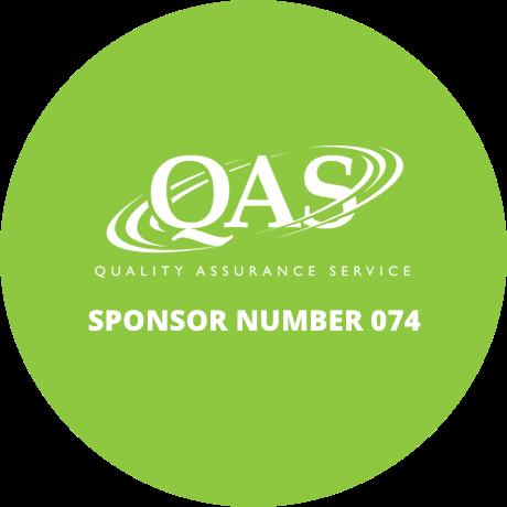 QAS Sponsor Number 074
